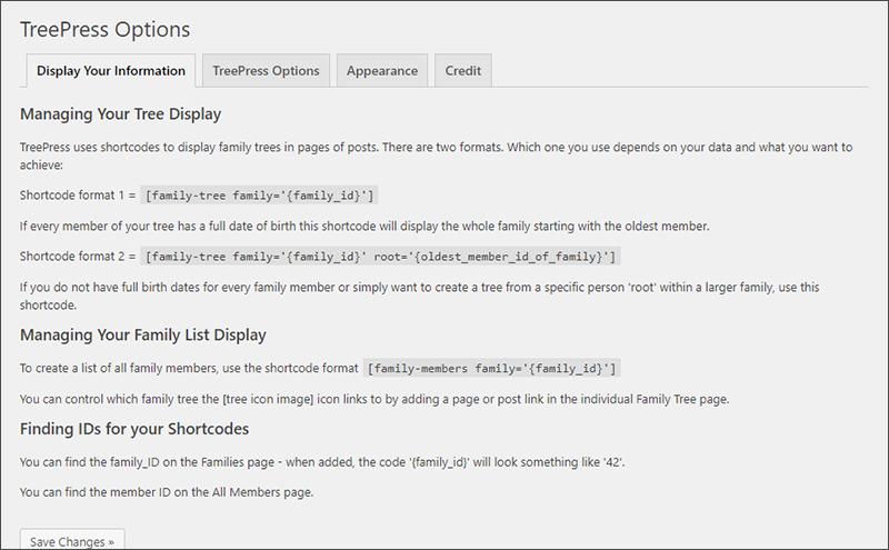 Display Page Tab 01