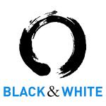 Black and White Digital logo