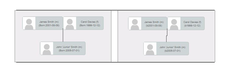 Change Date Prefixes