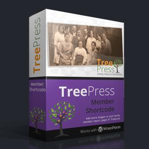TreePress Member Shortcode
