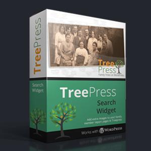 TreePress Search Widget